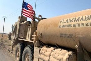 آمریکا از گذرگاه غیرقانونی نفت سرقتی از سوریه را به عراق میبرد