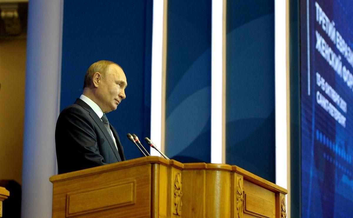 نظر جدید پوتین درباره تحریمها+جزییات