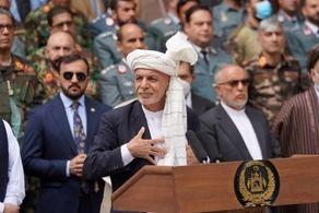 رئیس جمهور افغانستان بالاخره اعتراف کرد