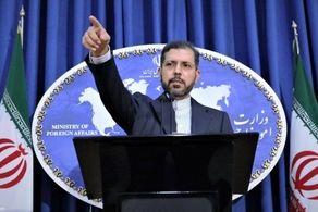ایران استقبال حاکمان بحرین از مقام رژیم صهیونیستی را محکوم کرد