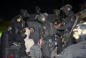 حمله داعش جان سه پلیس را گرفت!
