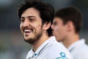 ادعای عجیب روزنامه نگار ایتالیایی درباره ستاره فوتبال ایرانی!