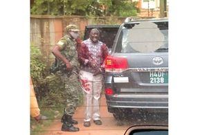 مقام آفریقایی از یک حادثه تروریستی جان سالم به در برد+جزییات