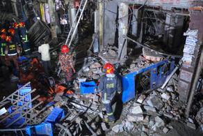 انفجار مهیب 7 کشته برجای گذاشت!+جزییات