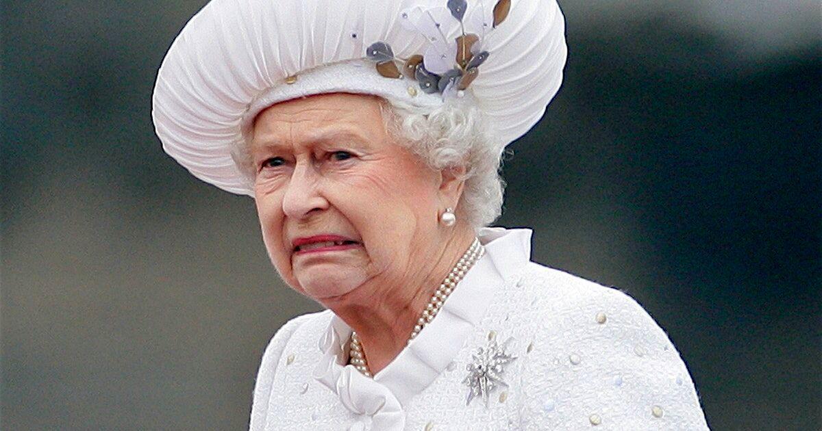 ملکه الیزابت حذف شد!+جزییات