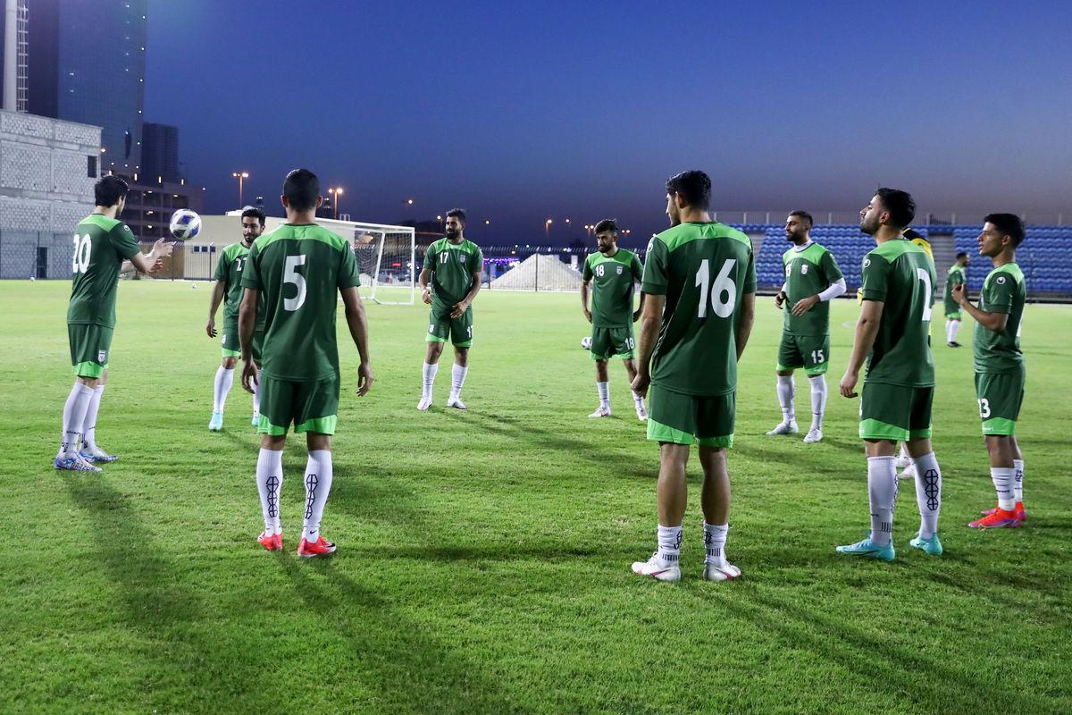 قوانین سفت و سخت کرونایی در اردوی تیم ملی