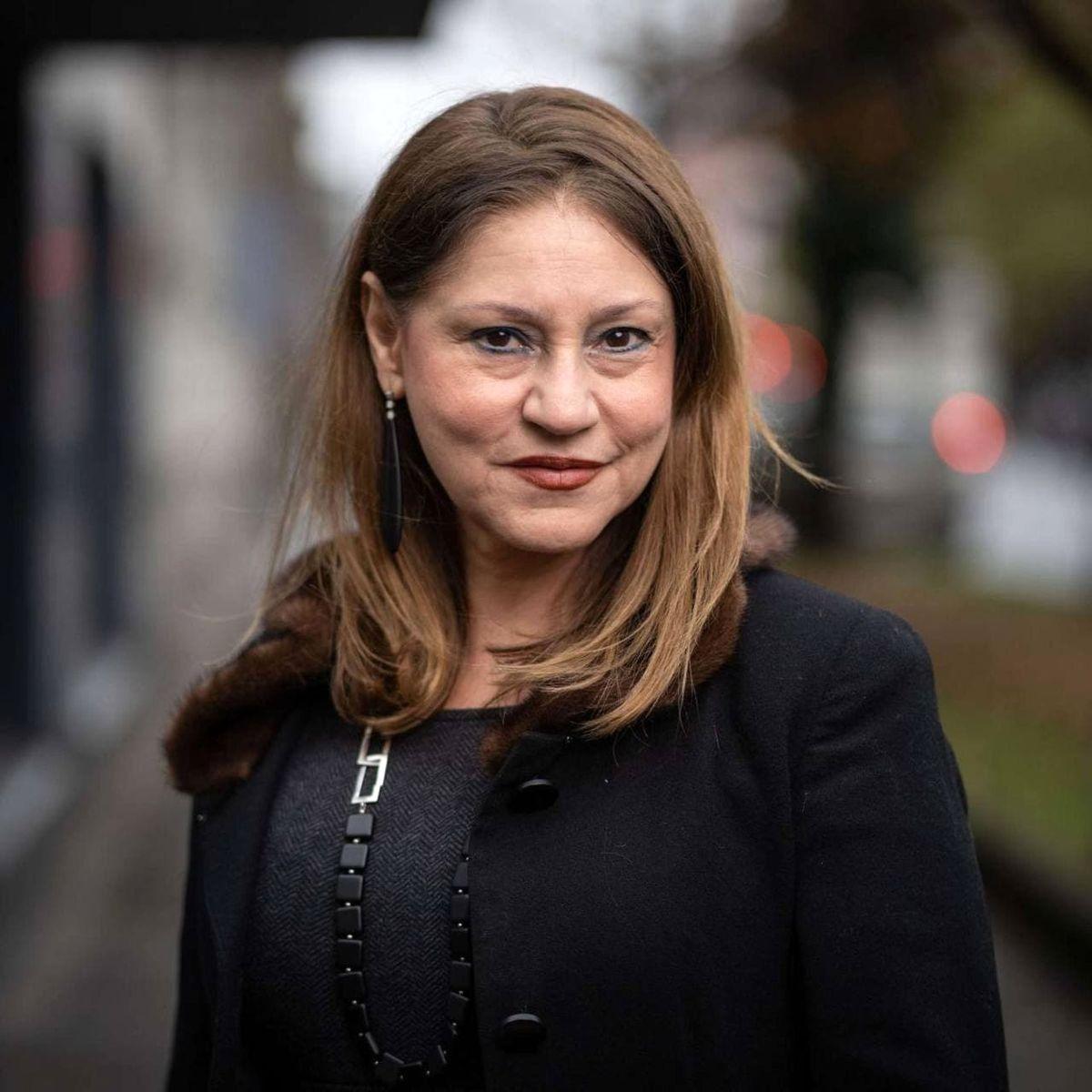 یک زن ایرانی شهردار فرانکفورت شد + عکس