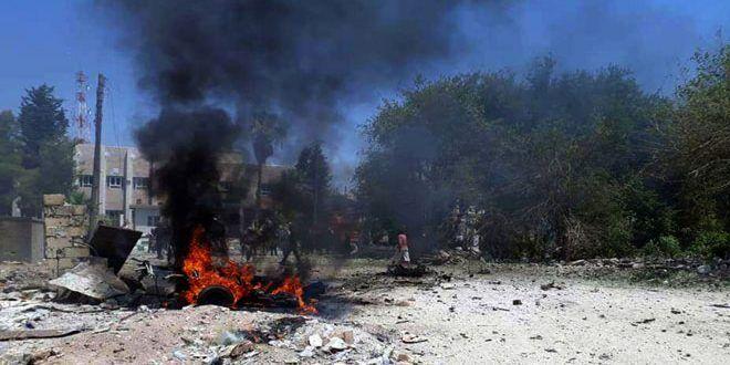 انفجارهای بزرگ سوریه را لرزاند!