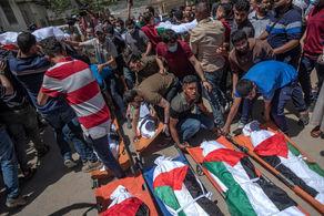 فرار انگلیس از پاسخگویی/سرنوشت جان 66 کودک فلسطینی چه شد؟