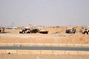 پیشروی ارتش و کمیتههای مردمی در جبهه مأرب در مرکز یمن