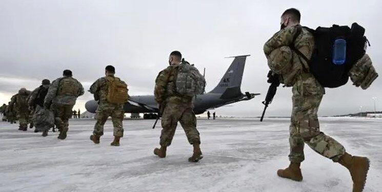 گروه جدیدی از نظامیان آمریکایی به این کشور وارد شدند!+جزییات