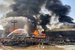 حقایق ناگفته از حادثه آتش سوزی پالایشگاه تهران/ کارشناسان چه میگویند؟