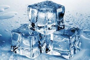 معجزات یخ برای جوان سازی پوست