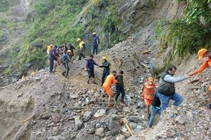 هند غرق در فاجعه/ بلای جدید گریبان مردم را گرفت!