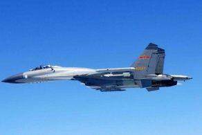جنگندههای چین «آمریکا» را نگران کرد