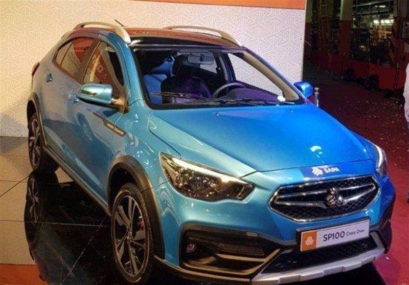رونمایی از خودروی جدید سایپا / شاسیبلند «آریا» همقیمت ۲۰۶ است؟