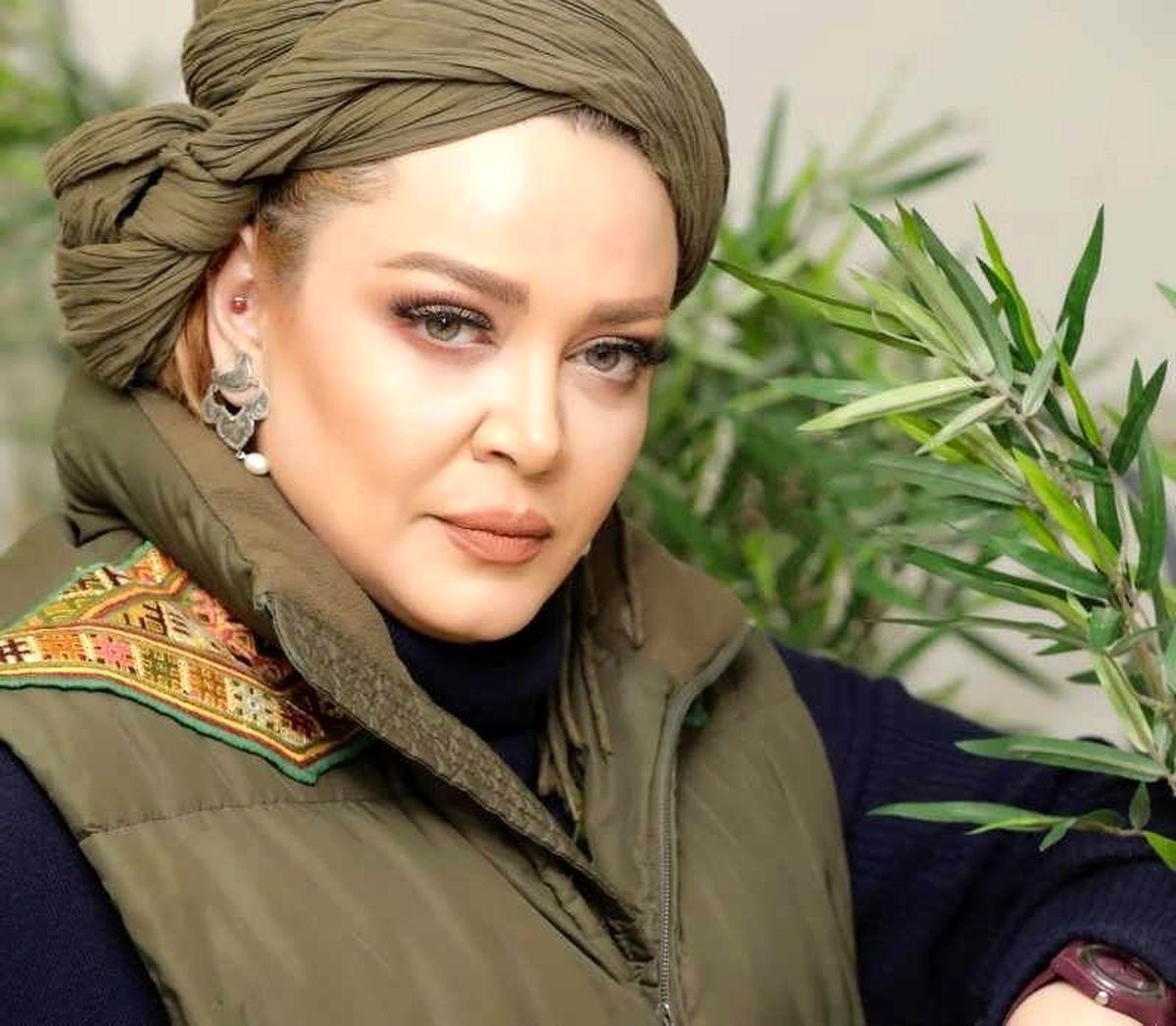 مراسم فوق لاکچری بازیگر زن پرحاشیه برای رونمایی از عطر شخصیاش+ فیلم