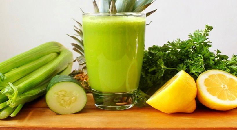 با این نوشیدنی علاوه بر سلامت کبد، به سرعت وزن کم کنید