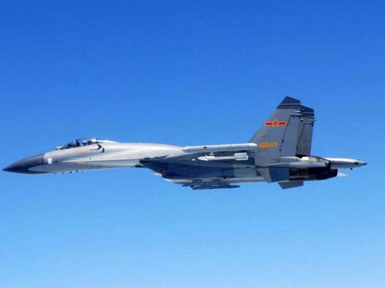 هواپیمای جاسوسی آمریکا رهگیری شد+ جزییات