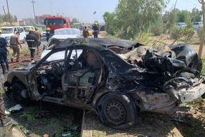 انفجار خوردو بمب گذاری شده در عراق ۵ زخمی بر جا گذاشت