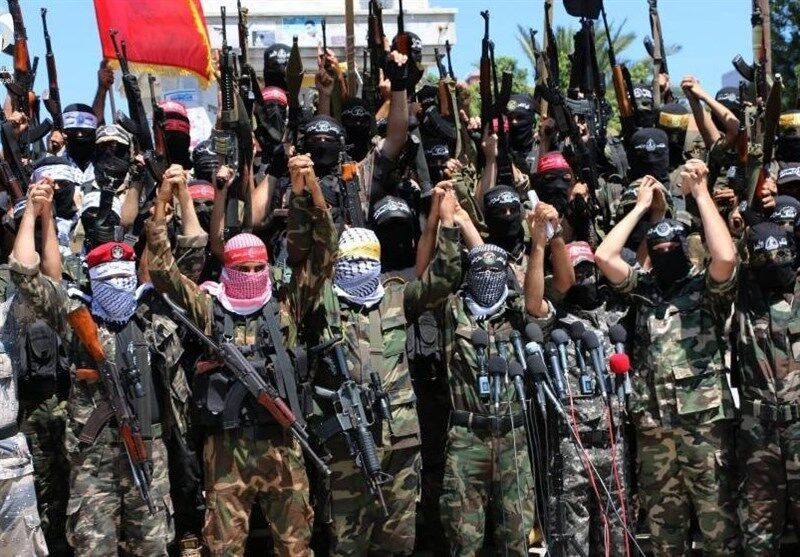 واکنش گروههای فلسطینی به درگیری مسلحانه در شهر «جنین» کرانه باختری