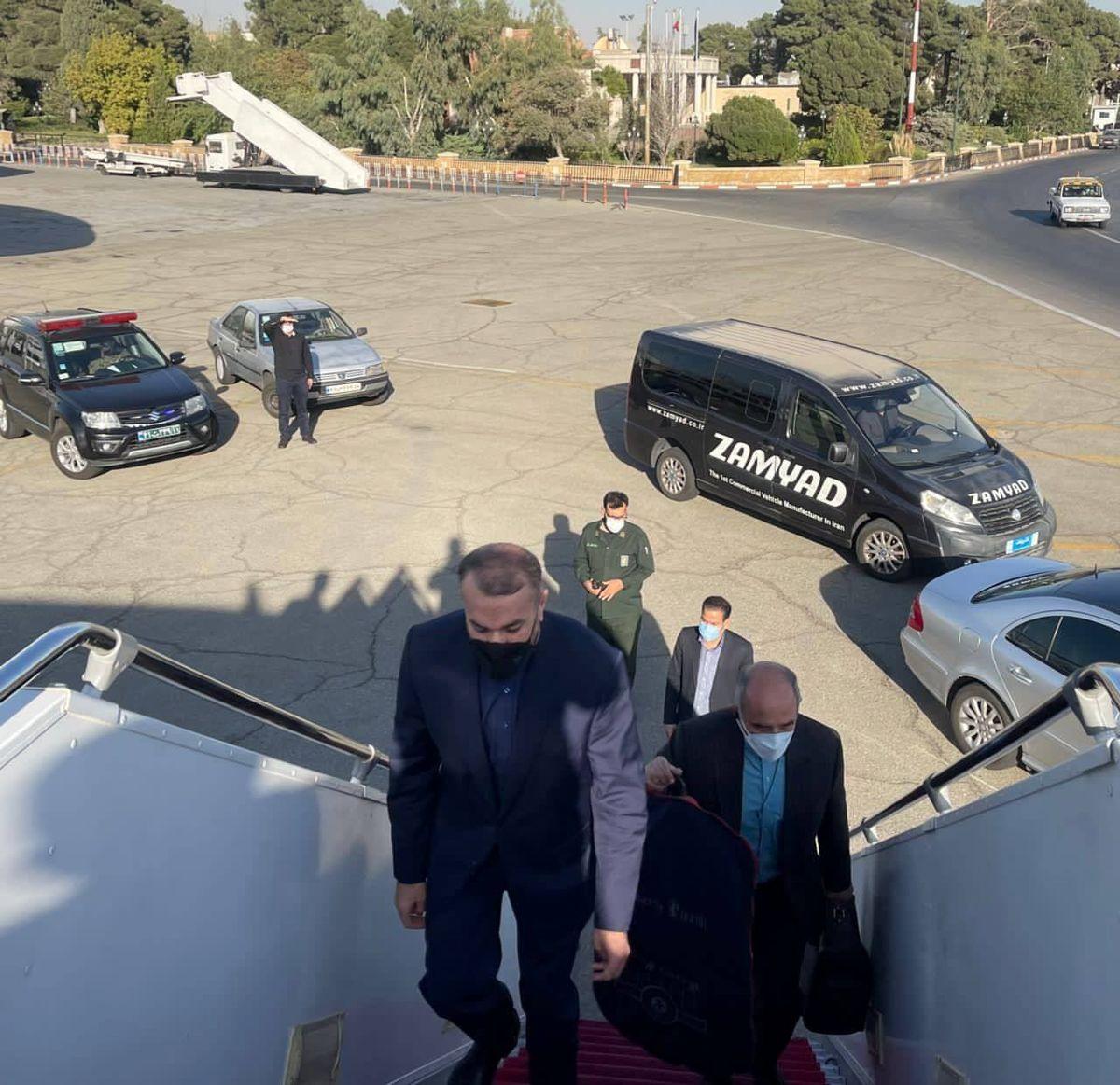 بعد از لبنان وزیر امورخارجه راهی این کشور میشود!+جزییات