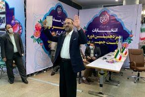 وزیر احمدینژادی به نفع رئیسی انصراف داد!
