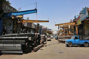 نوسانات نامنظم بازار آهن + قیمتها