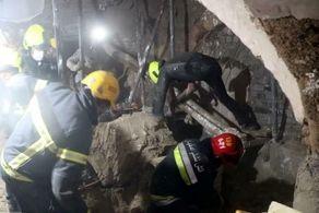مرگ فجیع 2 کارگر در ریزش یک چاه