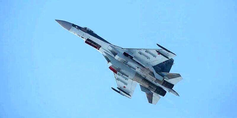 جنگنده روس سقوط کرد+جزییات