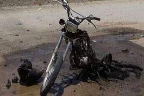 انفجار موتورسیکلت بمبگذاری شده در سوریه چندین زخمی برجا گذاشت