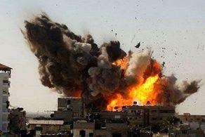 کشته و زخمی شدن چند غیرنظامی سوری بر اثر انفجار تروریستی در حلب