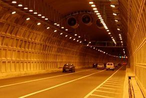 هشدار موتورسیکلت از داخل تونلها تردد نکنند!