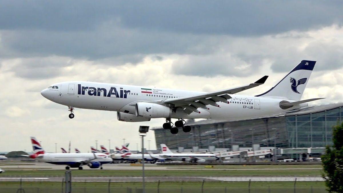 زمان پروازهای ایران ایر تهران–لندن مشخص شد+جزییات