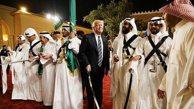 کلاه گشادی که سعودیها سر ترامپ گذاشتند!+جزییات