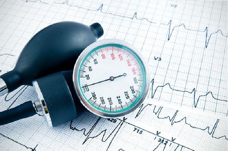 فشار خونبالا و مشکلات قلبی عروقی نتیجه استرس