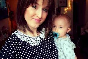 نوزاد 6 ماهه عجیبی که سرطان سینه مادرش را تشخیص داد + عکس