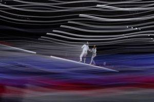 رقابت های امروز نمایندگان ایران در TOKYO 2020  گزارش تصویری