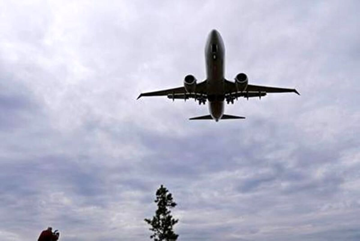 هواپیمای روس سرنگون شد+ فیلم