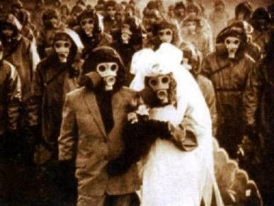 عجیبترین و دردناکترین عروسی جهان+ عکس
