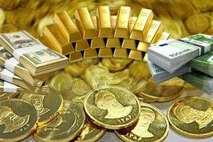 قیمت هر گرم طلای ۱۸ عیار در بازار / دلار به ۲۷ هزار و ۵۹۶ تومان رسید