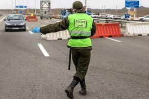 جادههای منتهی به مازندران قفل شد
