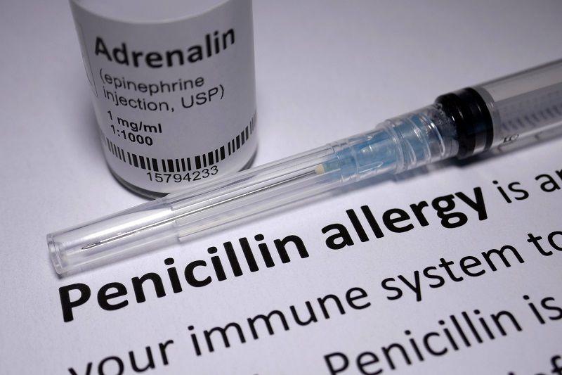 تمامی کسانی ک به پنیسیلین حساسیت دارند این مطلب را حتما بخوانند