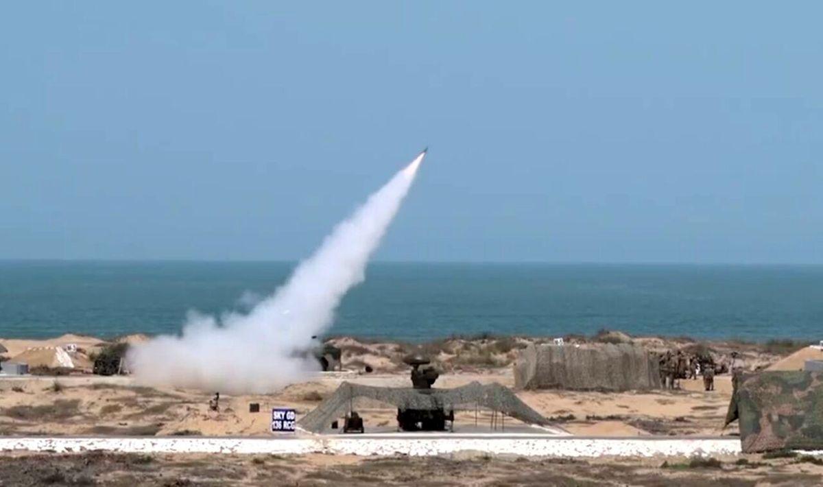 سامانه موشکی چین آزمایش شد!+جزییات