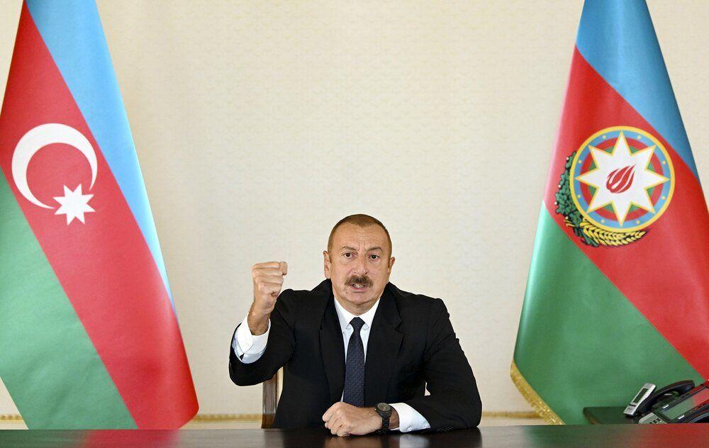 رئیسجمهور آذربایجان پیام جدیدی به ایران داد!+جزییات
