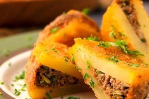 هرگز ترکیب سمی گوشت و سیب زمینی را نخورید!