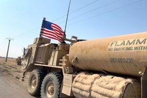 تداوم چپاول نفت و گندم سوریه از سوی آمریکا!