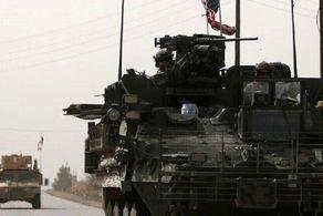 کاروان نظامی آمریکایی دیگر از عراق به سوریه رفت!+جزییات