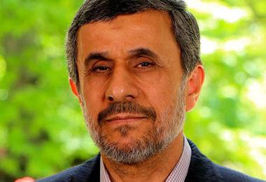 احمدی نژاد صبح امروز کجا بود؟