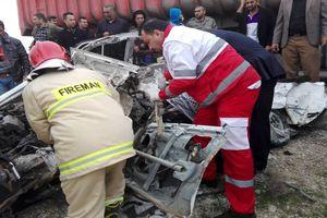 امدادرسانی به ۳۸۲ حادثهدیده در ۷۲ ساعت گذشته